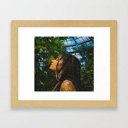 Kehlani 13 Framed Art Print