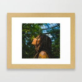 Kehlani 13 Framed Art Print