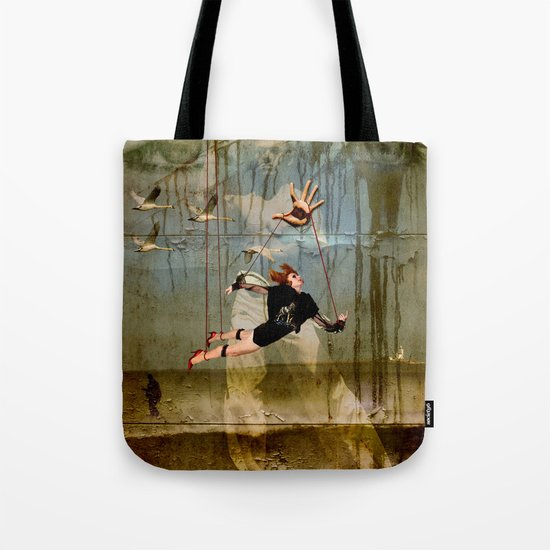 You can fly Tote Bag