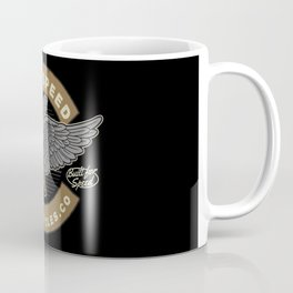 Full Speed Motorcycles Motorcycle Helmet Coffee Mug