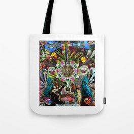 Choose your path Tote Bag