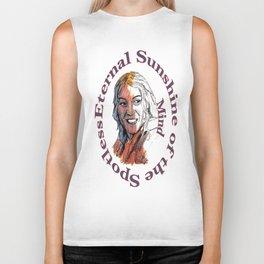 Eternal Sunshine of the Spotless Mind Biker Tank