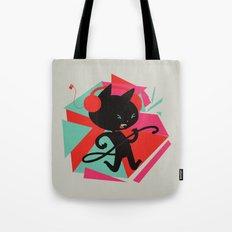 Air Cat Tote Bag