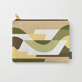 SUISSE - Art Deco Modern: LATE AUTUMN Carry-All Pouch