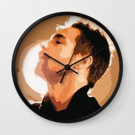Sam Rockwell 12 Wall Clock
