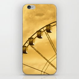 Carnival Is Over iPhone Skin