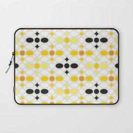 Stone Wall (Cockatoo Yellow) Laptop Sleeve
