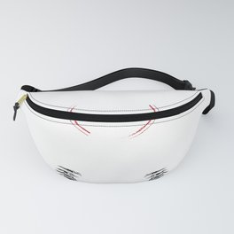 Valhalla Odin product with Huggin and Muninn and axe/helmet Fanny Pack