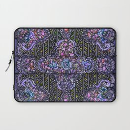 Louis Comfort Tiffany - Decorative stained glass 25. Laptop Sleeve