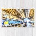 Keleti Railway Station Budapest Art by davidpyatt