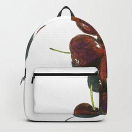 Cherries & their shadows Backpack