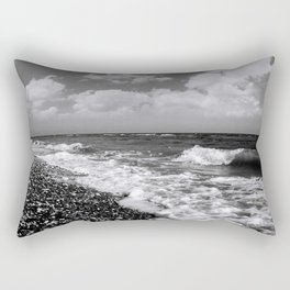 BEACH DAYS XXII BW Rectangular Pillow