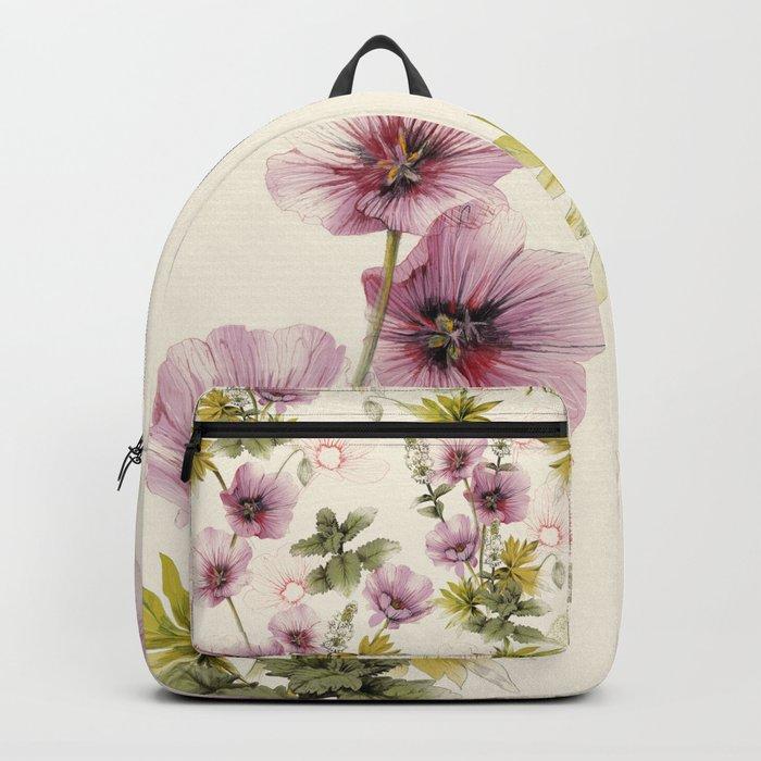 Geranium & Gardenmint Backpack