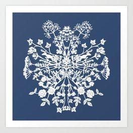 Let a Thousand Flowers Bloom Art Print