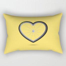 Wheel Love - Tour de France Edition Rectangular Pillow