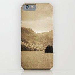 Lake George II iPhone Case