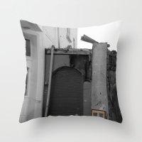gumball Throw Pillows featuring Gumball Machine by Fine2art