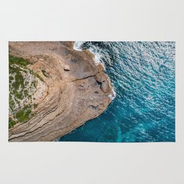 Clear Coastal Waters of the South Coast Rug