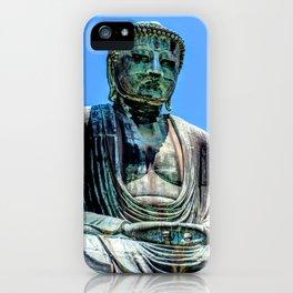 Great Buddha of Kamakura iPhone Case