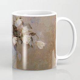 Abbott Handerson Thayer - Roses - Digital Remastered Edition Coffee Mug