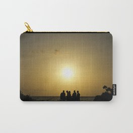 Maldives Sunset Carry-All Pouch