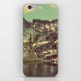 high sierras  iPhone Skin