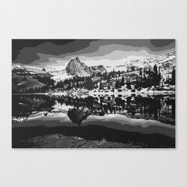 Lake Blanche - Photoart Canvas Print