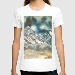 Winter Skies T-shirt