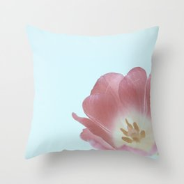 A simple romance Throw Pillow