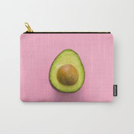 Half of Avocado Carry-All Pouch