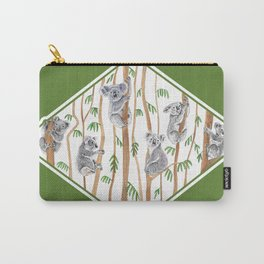 Koala Forest Carry-All Pouch