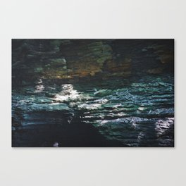The Colors On The Wall Canvas Print