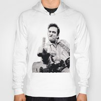springsteen Hoodies featuring Johnny Springstien by celesteolds