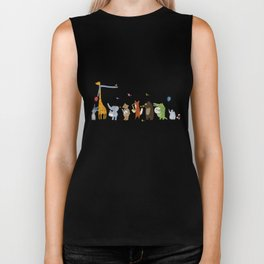 little parade Biker Tank