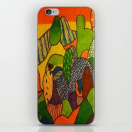 Yankee Doodled iPhone Skin
