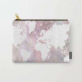 Design 66 world map Carry-All Pouch