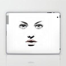 Fashion Illustration - Barbara Laptop & iPad Skin