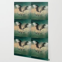 Osprey In Flight Wallpaper