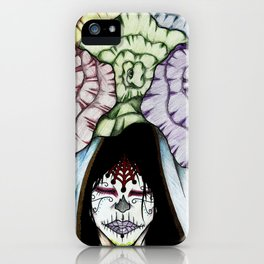 DAY OF TH FLOWER iPhone Case