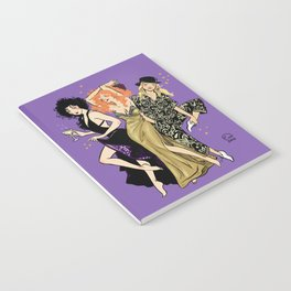 Witches of Eastwick Pin-up Notebook