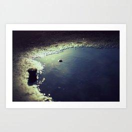 slick Art Print
