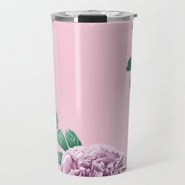 Flowers on a spring day Travel Mug