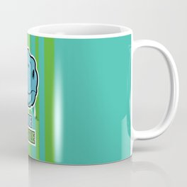 Blue turtle Coffee Mug