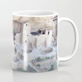 Pueblo on the Edge of Forever Coffee Mug