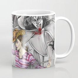 Abductee Coffee Mug
