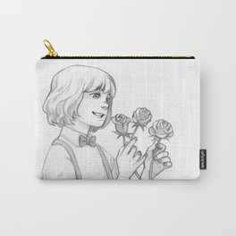 Armin with roses Carry-All Pouch