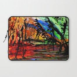 Fire & Flood Laptop Sleeve