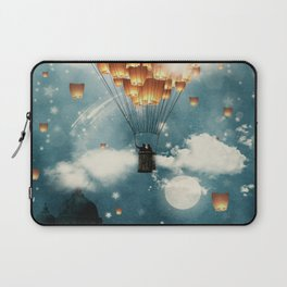Where all the wishes come true Laptop Sleeve