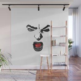 Plutchik Series : Anger Wall Mural