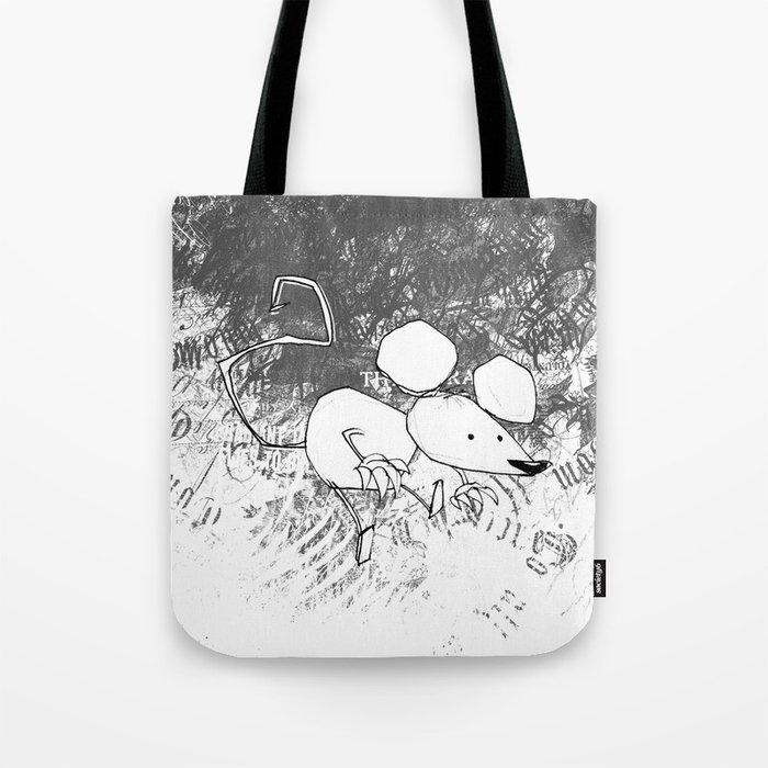 minima - deco mouse Tote Bag